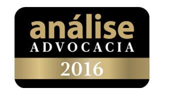 Análise Advocacia 500 (2016)