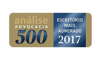 Análise Advocacia 500 2017