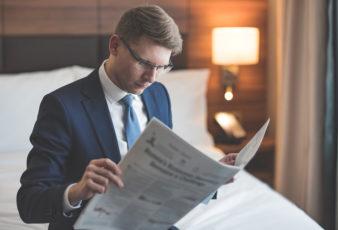 Publicada MP que desobriga publicação de editais em jornais impressos