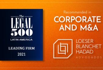 e Legal 500 Latin America 2021