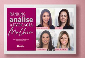 Advogadas de Loeser e Hadad Advogados entre as mais admiradas do Brasil