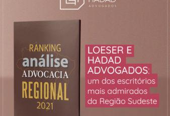 Análise Advocacia Regional 2021
